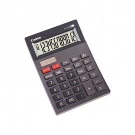 Calculator birou Canon AS120, 12 digits, 29 keys, dual power, M+, M- ,RM/CM