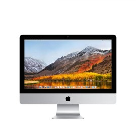 "All In One Apple iMac 21.5"" FHD (1920x1080) LED-Backlit, Intel Core i5 2.3GHz, Turbo Boost pana la 3.6GHZ, video integrat Intel Iris Plus 640, RAM 8GB DDR4 2133MHz, HDD 1TB 5400rpm, NO-ODD, LAN 10/100/1000, WiFi 802.11a/b/g/n/ac, Bluetooth 4.2, Portu"