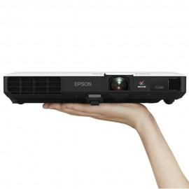 Proiector EPSON EB-1795F, Ultra mobile, Full HD 1080p, 1920 x 1080, 16:9, Full HD, 3,200 lumeni, 10,000 : 1, USB 2.0 Type A, USB2.0 Type B, VGA in, HDMI in, Composite in, Stereo mini jack audio in, Miracast, MHL, Near Field Communication (NFC), Wireles