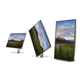 """Monitor Dell 32'' IPS, Resolution 8K 7680 x 4320 at 60 Hz, Anti- reflective, 2H Hard Coating, Aspect Ratio 32:9, 1300:1, Brightness 400 cd/m², Response Time 6 ms (gray-to-gray), I/O: 2x DisplayPort, 3x USB 3.0 downstream (Type A), 1x USB 3.0 downstr"