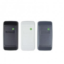 OmniProx 2.0 mini proximity reader for door mullions, Read Range: 5.7cm ,125 kHz (Prox HID and EM4102), 3 bezels pigtail, hold wireincluded(touse with NetAXS-123 in/out functionality)