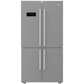 FRIGIDER  BEKO GN1416221XP SIDE-BY-SIDE