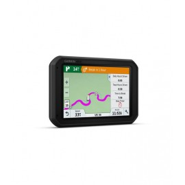 """GPS Garmin 7"""", DEZL 780 LMT-D, FULL EU, 1024 x 600 resolution, 6.95"""" super wide view IPS, color TFT, with on-cell capacitive touch panel, Dispozitiv pentru camioane, Picture Viewer, Trip Computer (odometer, timers, average  maximum speeds), Worl"""
