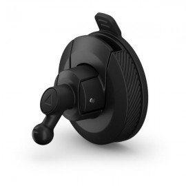 Mini Suction Cup Mount GARMIN, Simply suction the mount to the windshield for easy viewing