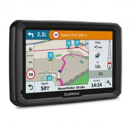 "GPS Garmin 5.0"", Dezl 580LMT-D, 480 x 272 pieli, Voice Activated Navigation, Display Type WQVGA color TFT, Bluetooth, 234 gr, Lithium-ion battery up to 120 minutes, 16 GB; baterie de 820 mAh, Full Europe Map"