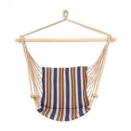 HR HAMAC SUSPENDAT BROWN&BLUE 94x50