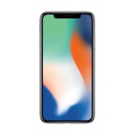 Apple Iphone X Silver 256GB, Super Retina HD display, 5.8-inch (diagonal) all-screen OLED Multi-Touch HDR display, 2436-by-1125-pixel resolution at 458 ppi, 1,000,000:1 contrast ratio (typical), True Tone display, Wide color display (P3), 3D Touch, 625 cd