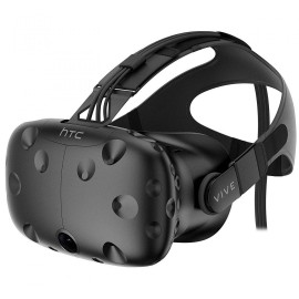 VIVE HTC VIRTUAL REALITY GLASSES BLACK