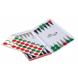 Magnetic Travel Game-Backgammon