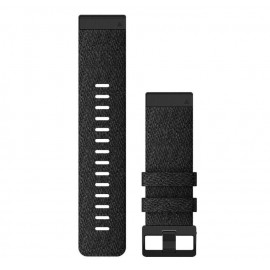Acc fenix 6X QuickFit Black Nylon BAND