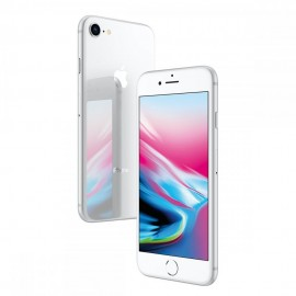 Apple Iphone 8 Silver 64GB, Retina HD display, 4.7-inch (diagonal) widescreen LCD Multi-Touch display with IPS technology, 1334-by-750- pixel resolution at 326 ppi, 1400:1 contrast ratio (typical), True Tone display, Wide color display (P3), 3D Touch, 625