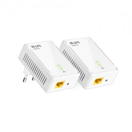 ADAPTOR POWERLINE 200MBPS M-LIFE