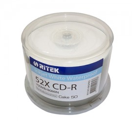 CD PRINTABIL WATER RESIST GLOSSY RITEK