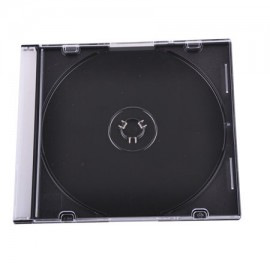 CARCASA CD SLIM BLACK