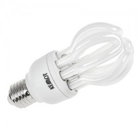 BEC ECONOMIC CFL E27 2700K 15W